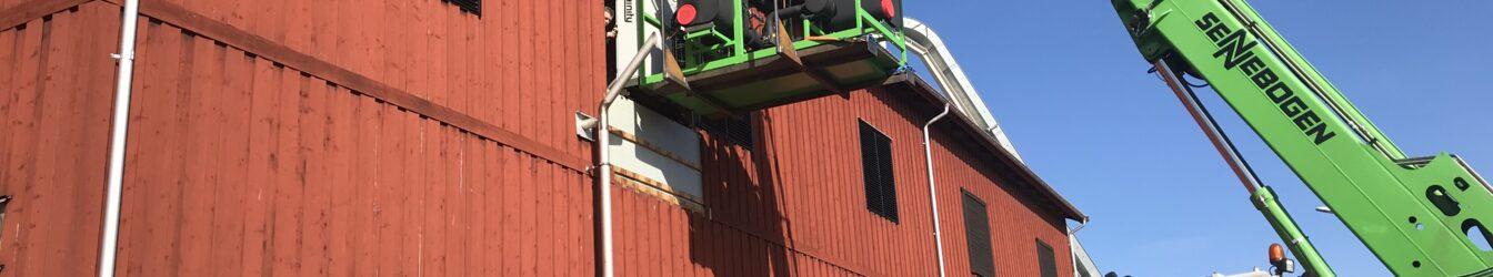 First open visit to VänerEnergi'S ORC TURBINE