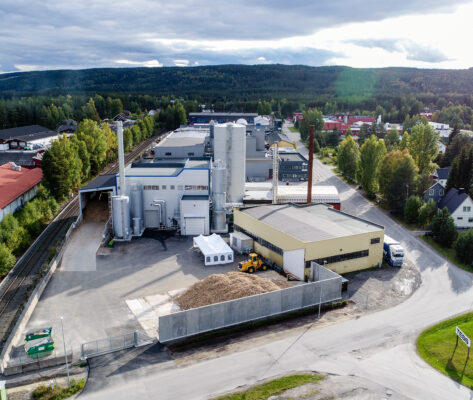 Eidsiva first in Norway to install ORC turbine for heating plant