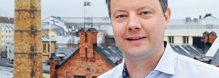 AffärsStaden portraits Againity and CEO David Frykerås in latest issue