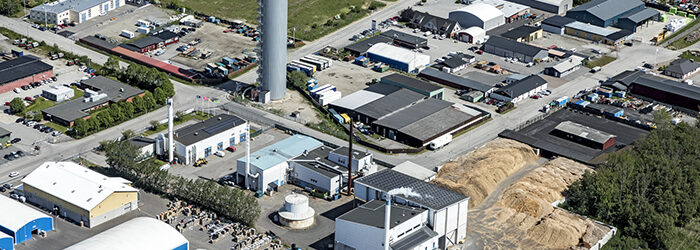 Thank you Ystad Energi AB for the confidence to supply three ORC systems with total installed power of 750 kW
