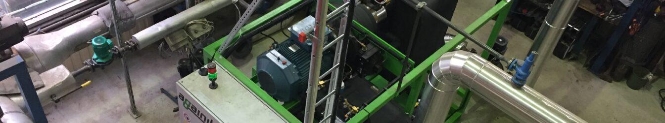 Moheda heating plant